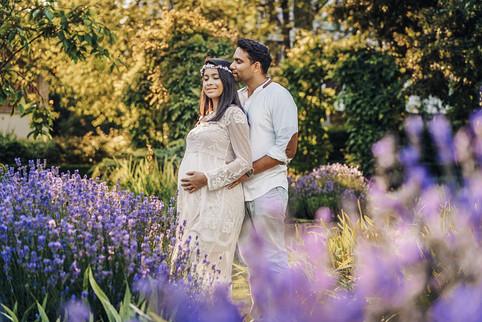 Schwangerschafts fotoshooting in Zürich