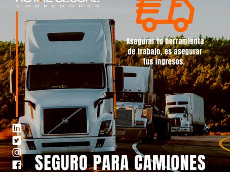 Dilucidando algunas cosas sobre el seguro para camiones