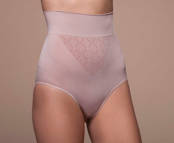 Seamless Shaping Hi-Waist Briefs