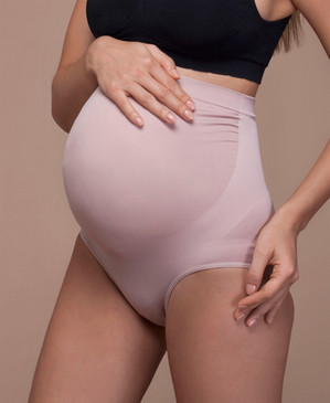 Seamless Over-bump Briefs