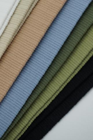 Seamless Rib waistbands