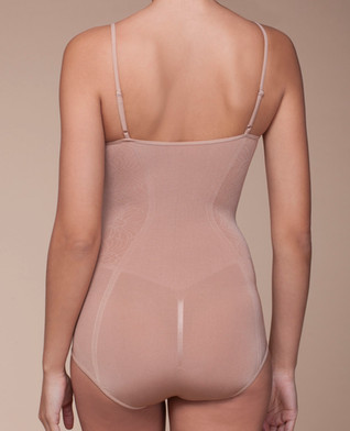Seamless Shaping Cami-suit