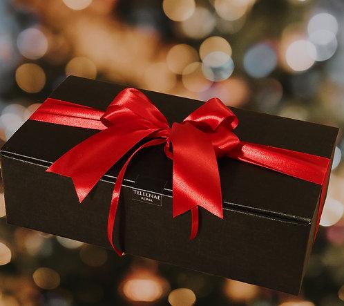 Scatola regalo fiocco rosso : 2 Tellenae 2019