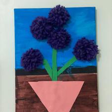 'Pom Pom Flowers' by Nuno (17)