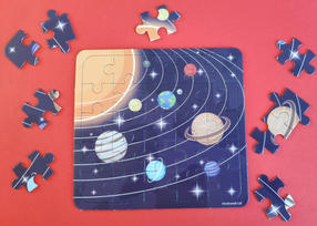 Mini Space Jigsaw
