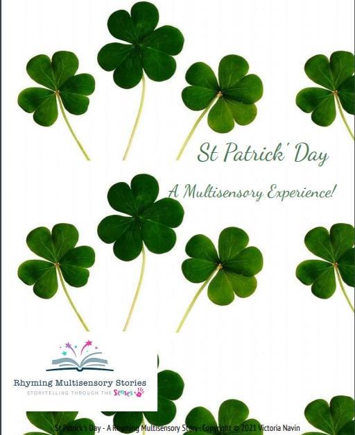 St Patricks Day Back Cover