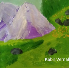 'Snow Mountains & Great Plains' by Kabir (10)