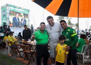 Brasil, rumo ao hexa!