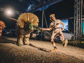 Jurassic Safari Experience chega ao Rio de Janeiro com aventura inesquecível para toda a família