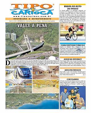 edições jornal tipo carioca