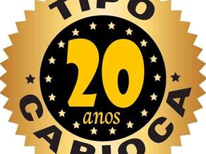 20 anos do Jornal Tipo Carioca