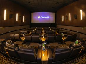 Nova rede de cinemas