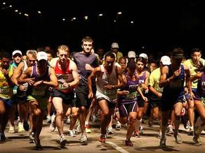 NIGHT RUN  Cariocas recebem o maior circuito de corrida noturna de rua do mundo