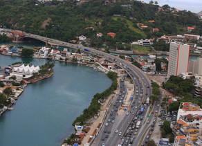Auto estrada Lagoa-Barra recebe novo nome