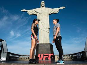UFC maio na Barra da Tijuca