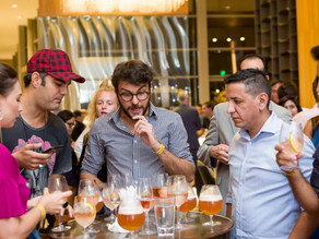 Hilton Barra e Chandon anunciam vencedores da 2ª etapa do Drink Battle