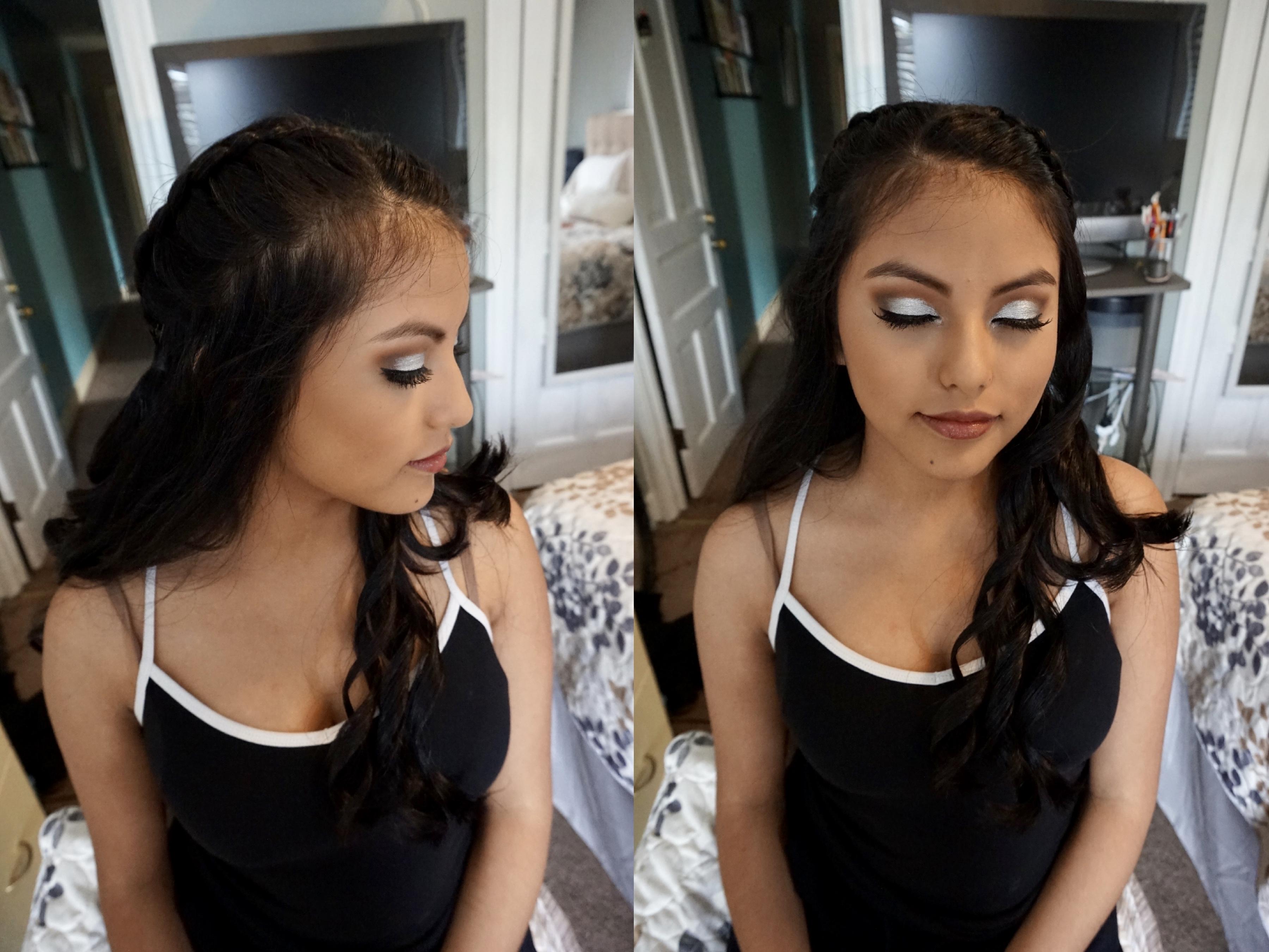 Silver Cut Crease (Prom)