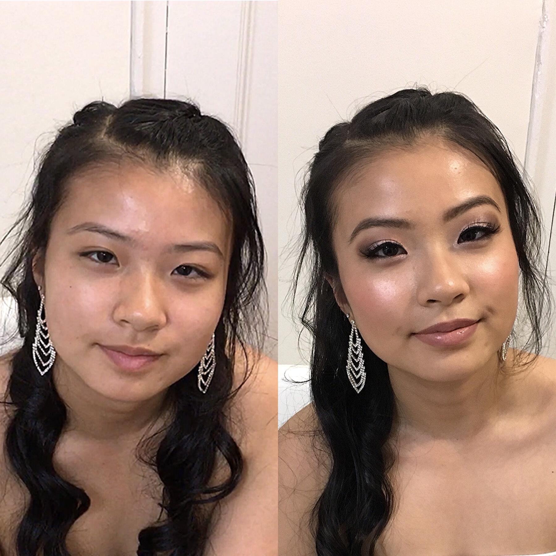 Soft Glam (Prom)