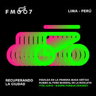 Forum Mundial da Bicicleta - Peru