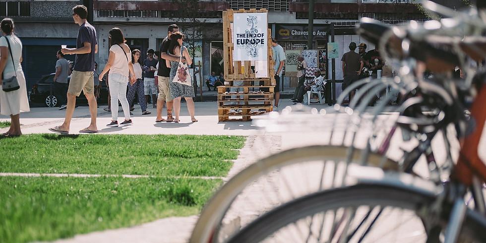 Bike Arte  São Sebastião - Virada Sustentável