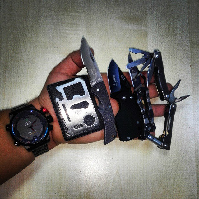 Instagram - #Tactical #Knife #Tools #Gerber #Böker #Columbia #Kitchentools #Tact