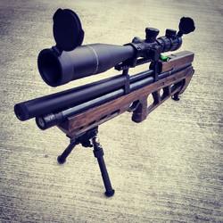 Instagram - #Hatsan #At44 #Bullpup #Tactical #Airgun #Rifle #VectorOptics #Atlas