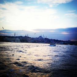Instagram - #Istanbul #Istanbulboğazı #Deniz #Vapur #Sea #Eminönü #Üsküdar #Kadı