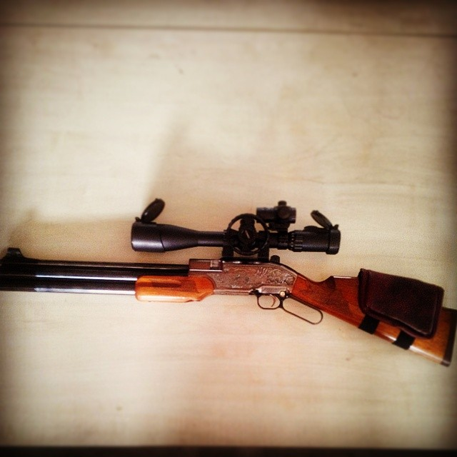 Instagram - #Samyang #Sumatra #Sumatra2500Carbine #Airgun #Rifle #Reddot #Rifles