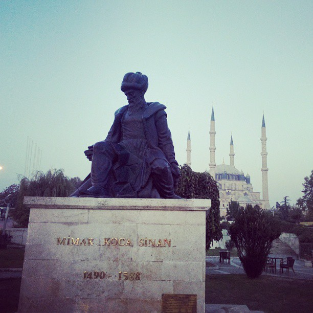 Instagram - #Edirne #Selimiyecami #Mimarsinan