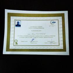 Instagram - Yerel afet gönüllülüğü sertifikalarımızı teslim aldık...jpg