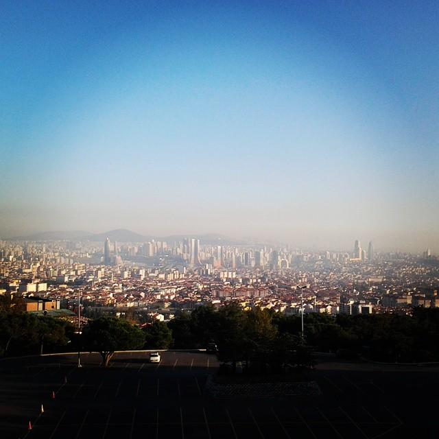 Instagram - #Istanbul #Çamlıca #Çamlıcatepesi