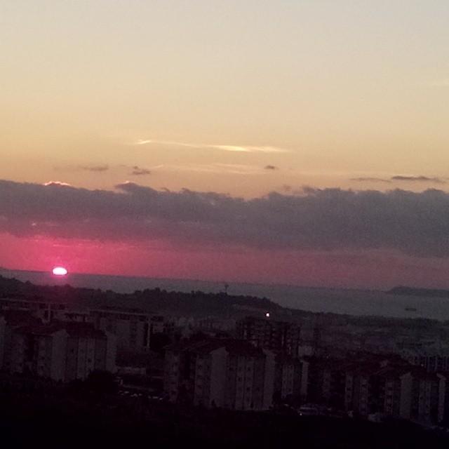 Instagram - #Sunset #Günbatımı #Çanakkale