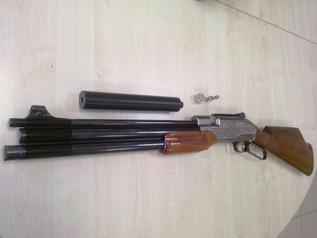 Eun Jin SamYang Sumatra 2500 Carbine