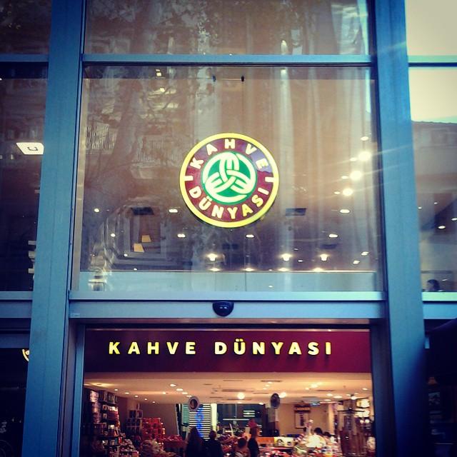 Instagram - #Istanbul #Eminönü #Kahve #Kahvedünyası #Coffe #Coffeworld