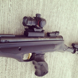 Instagram - #Hatsan #Mod25 #Supertact #Supercharger #Airgun #Airgunturk #Hobisil