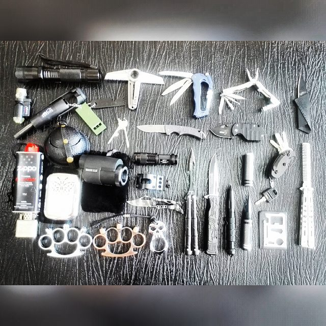 Instagram - #Survivor #Tactical #Tacticaltoys #kochtools #Tools #Knife #Zippo #H