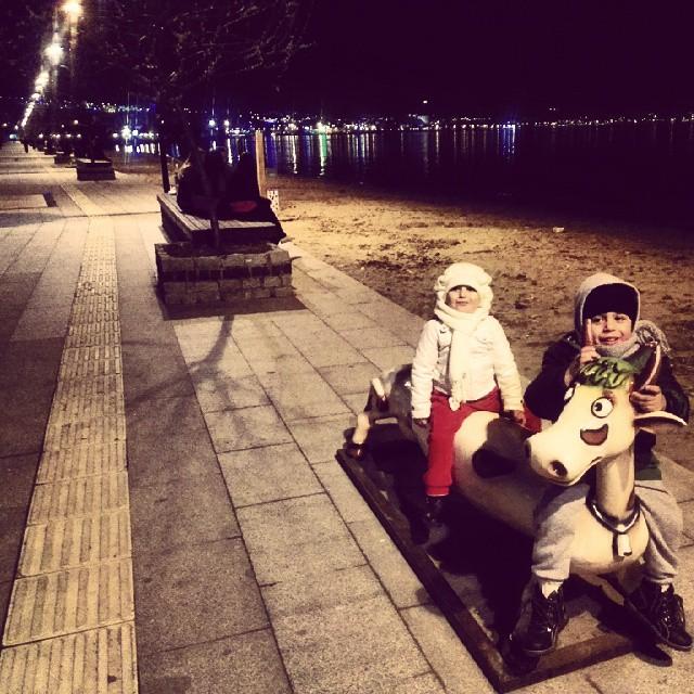 Instagram - #Çanakkale #ÇanakkaleBoğazı #Yenikordon  Afacanlar oyun peşinde :) s