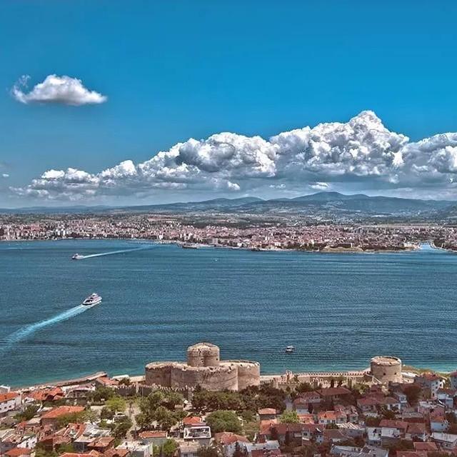 Instagram - #Çanakkale #Çanakkaleboğazı #Kilitbahir #Kilitbayır #Sea #Gallipolli