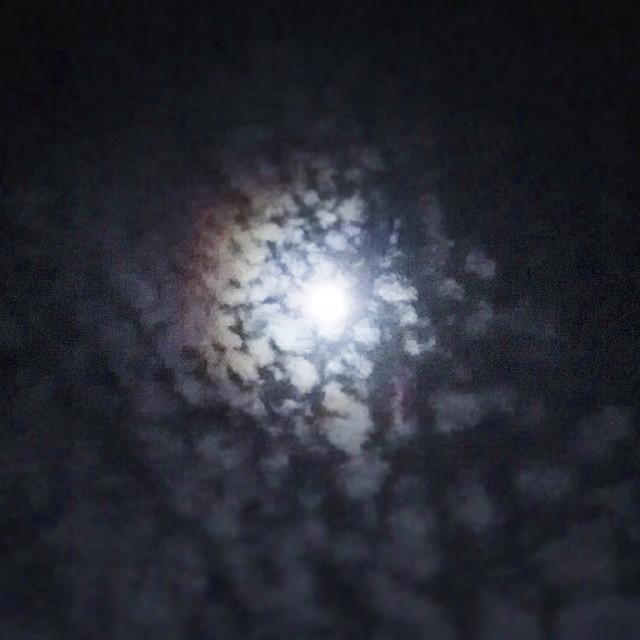 Instagram - #Moon #Dolunay #Ay #Gece #BlackAndWhite