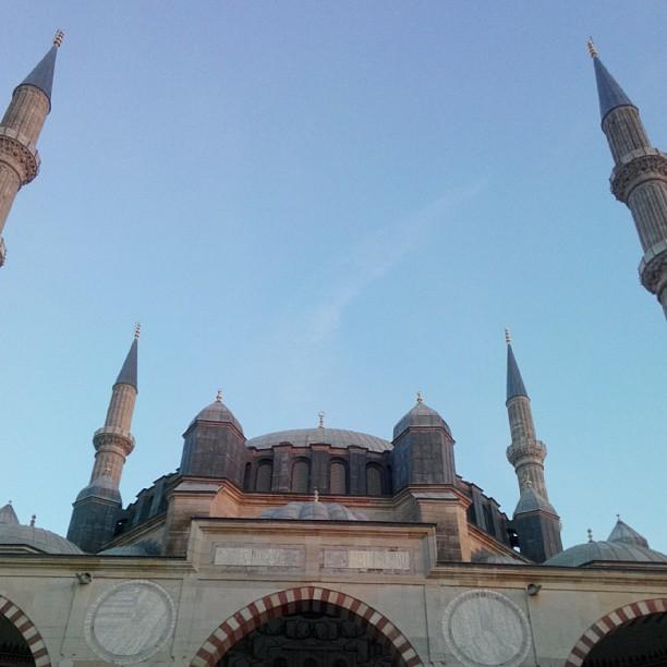 Instagram - #Edirne #Selimiyecami
