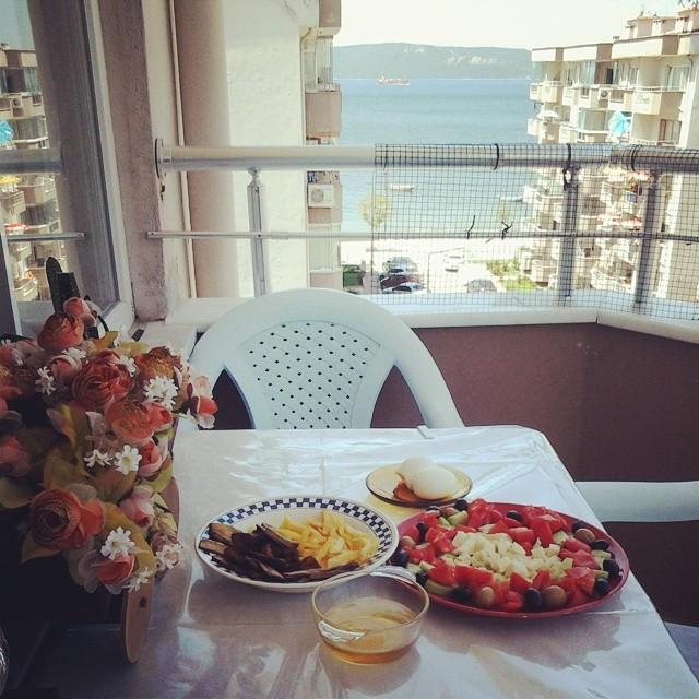 Instagram - #Çanakkale #Yenikordon #Kahvaltı #Bayram #Bayramkahvaltısı #Çanakkal