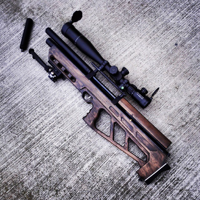 Instagram - #Hatsan #At44 #Airgun #Rifle #VectorOptics #Hawke #Atlasbipod #Haval