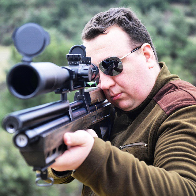 Instagram - #Airgun #Hatsan #At44 #RifleScope #VectorOptics #Hobisilah #Havalısi