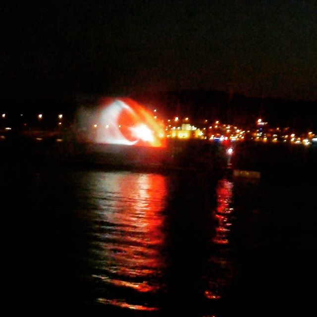 Instagram - #Çanakkale #ÇanakkaleBoğazı #Kilitbahirkalesi #SuPerdesi #Bayrak #TÜ