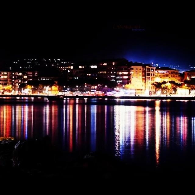 Instagram - #Çanakkale #Deniz #Yakamoz #Çanakkaleboğazı #Gelibolu #Kilitbayır #G