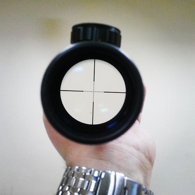Instagram - #Bushnell #Optik #Scope #Reticle #Article #Shooting