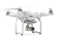 Dji Phantom 3 Advanced Paket Açılışı