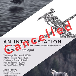 Cancelled : Exhibition - An Interpretation