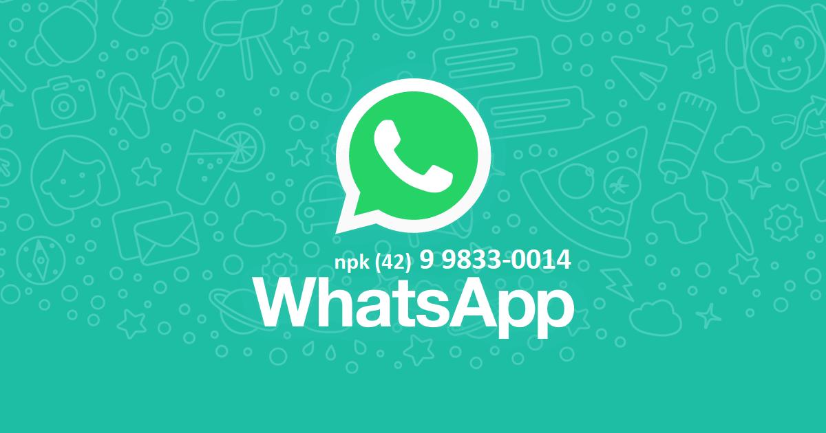 Whats app NPK