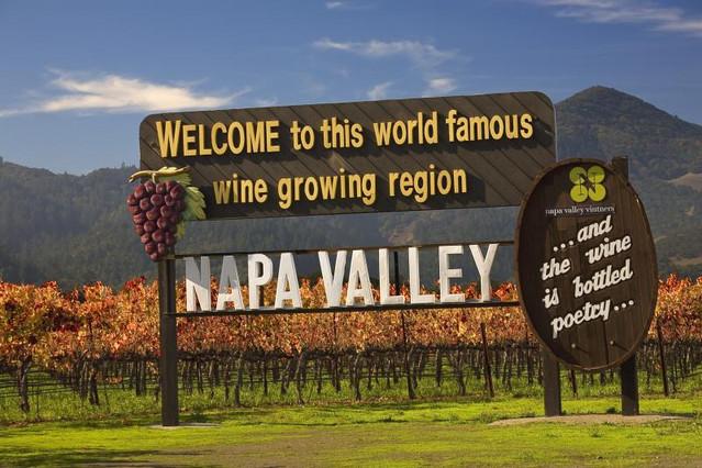 Napa Valley, Califórnia